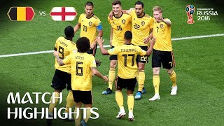Video Belgium v England - 2018 FIFA World Cup Russia™ - Play-off for third place MP3, 3GP, MP4, WEBM, AVI, FLV September 2018