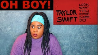 Video Taylor Swift - Look What You Made Me Do |REACTION| MP3, 3GP, MP4, WEBM, AVI, FLV Agustus 2018