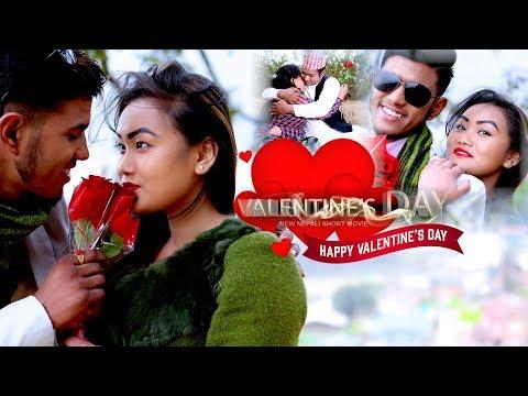 (Valentine's Day Nepali Short Movie|| 2019/2075 प्रेम दिवस माया गर्ने जोडीहरुको लागी Valentine's Day - Duration: 6 minutes, 12 seconds.)