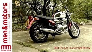 5. 2001 Triumph Thunderbird Review