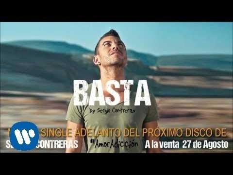 Letra Basta Sergio Contreras