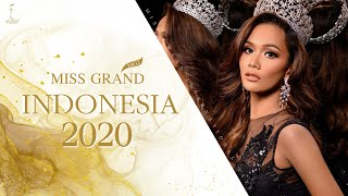 Aurra Kharishma Miss Indonesia 2020简介视频