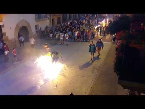 Arbizu - San Juan festak 2016 (видео)