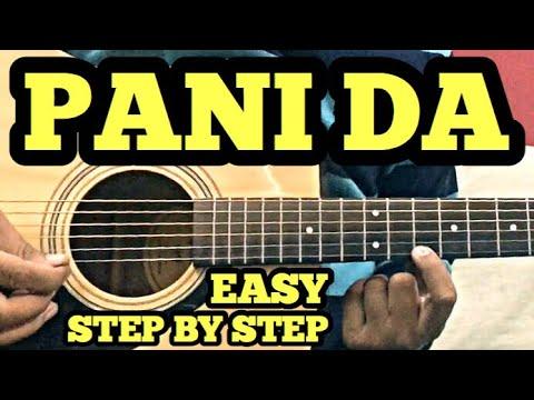 Pani Da Rang Guitar Tabs/Lead Lesson | instrumental Cover | FuZaiL Xiddiqui