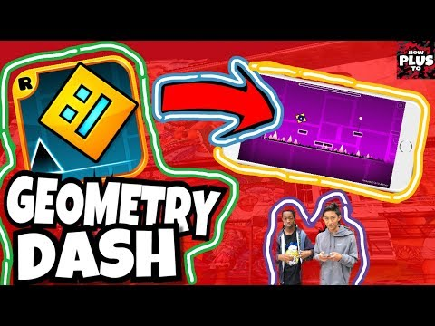 How To GET Geometry Dash For FREE On ANY IOS Device !! (No Jailbreak) (2017) (видео)