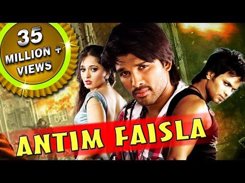 Antim Faisla (Vedam) Hindi Dubbed Full Movie | Allu Arjun, Anushka Shetty, Manoj Manchu