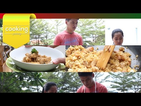 COOKING JOURNEY – Jerome & Rosemary: Phillipines