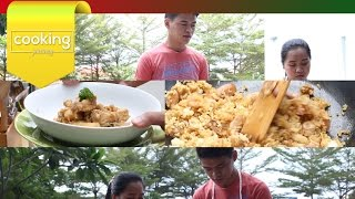 COOKING JOURNEY - Jerome & Rosemary: Phillipines