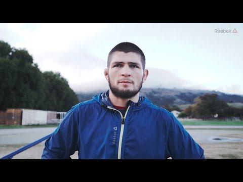День с бойцом. Хабиб Нурмагомедов  A Day with a Fighter. Khabib Nurmagomedov