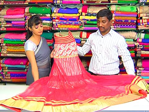 Latest Updates of Designer Sarees and Dresses | Sogasu Chuda Tarama | Vanitha TV 25 July 2015 12 01 PM