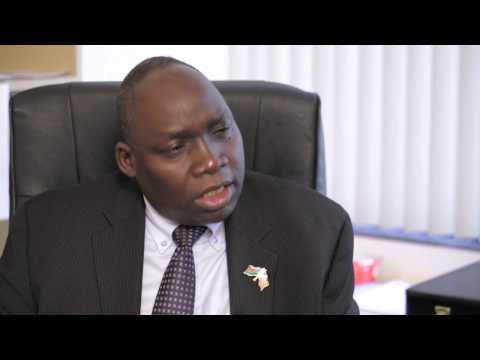 South sudan - Interview with the Ambassador Dhanojak Obongo, the Deputy Chief of Mission of the South Sudan Embassy in Washington DC.