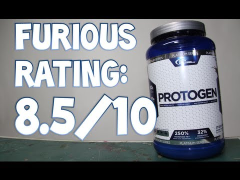Bodybuilding.com Platinum Series PROTOGEN Protein Supplement Review – 8.5/10