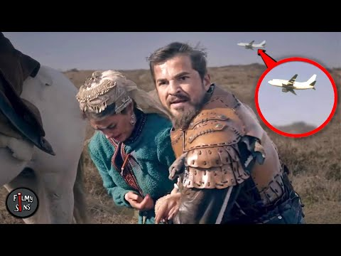 "(19 Mistakes) In ""Dirilis Ertugrul Ghazi"" - Plenty Mistakes In "" Ertugrul Ghazi "" Full Drama Series."