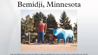 Bemidji (MN) United States  city pictures gallery : Bemidji, Minnesota
