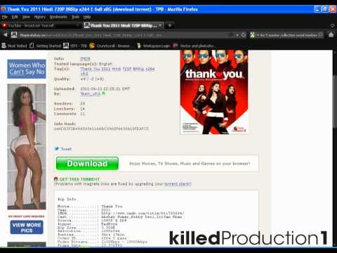 Best torrent website to download latest Bollywood movies FREE