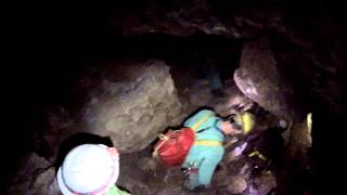 Potchefstroom South Africa  city pictures gallery : Crystal Cave - Exploring a cave near Potchefstroom, South Africa