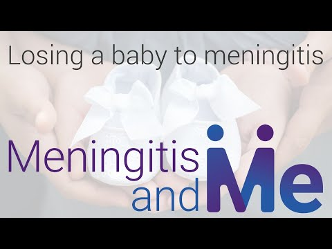 Meningitis & Me: Losing a baby to meningitis