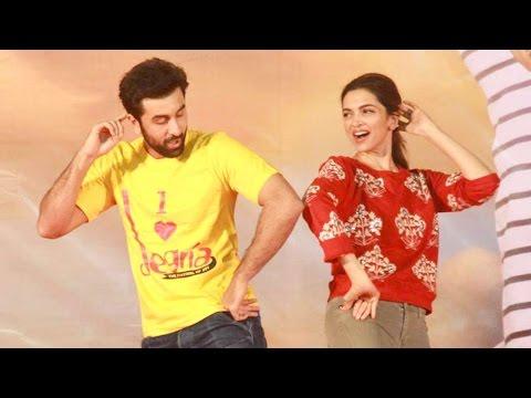 Ranbir Kapoor And Deepika Padukone CREATE More Tam