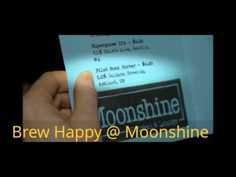 Brew Happy @ Moonshine again!