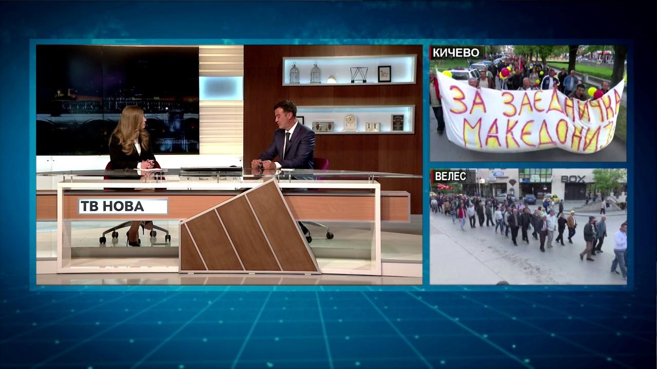 Неопходно е отфрлање на Тиранската платформа и распишување на нови избори