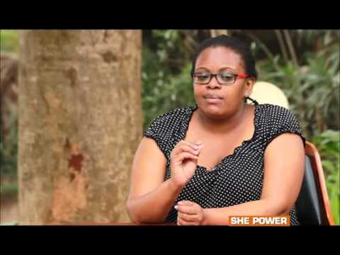 JOYCE KAMANDE ON SHE POWER WITH NELLY MILYA. PART 1