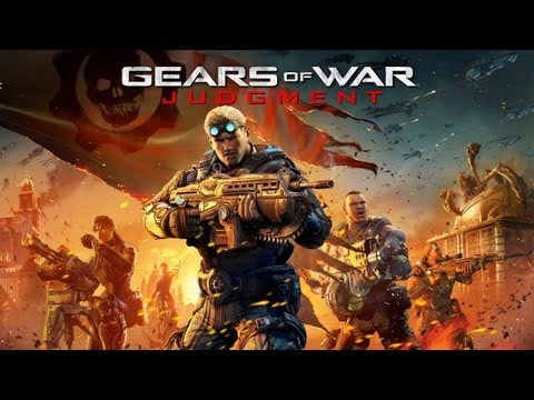 gears of war judgment xbox 360 trailer