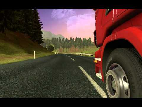 Scania V8 New Sound
