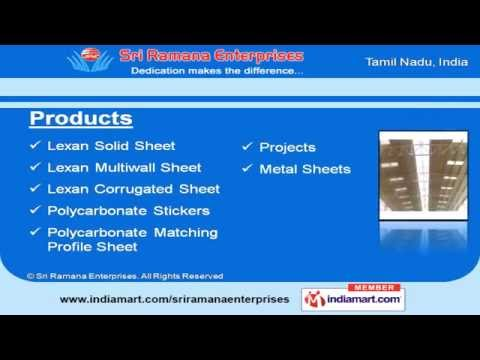 Sri Ramana Enterprises