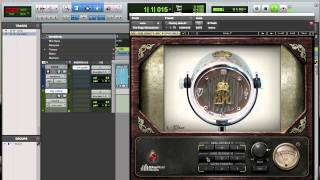 Mixing 101 - Demonstration - Waves Kings Microphones demonstration