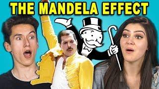 Video 10 CREEPY MANDELA EFFECTS #2 w/ Teens (REACT) MP3, 3GP, MP4, WEBM, AVI, FLV Juli 2018
