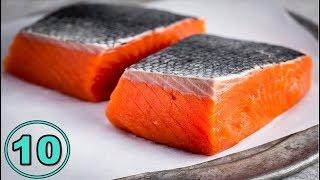 10 Alimentos que provocan Cáncer