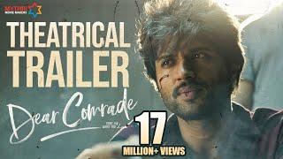 Dear Comrade Theatrical Trailer | Vijay Deverakonda | Rashmika | Bharat Kamma | Justin Prabhakaran