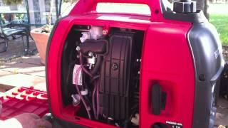 10. Honda EU2000i Generator Carburetor Gum-up prevention