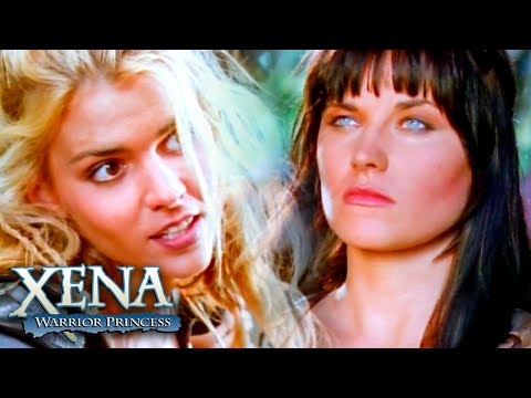 Callisto Kidnaps Gabrielle | Xena VS Callisto | Xena: Warrior Princess