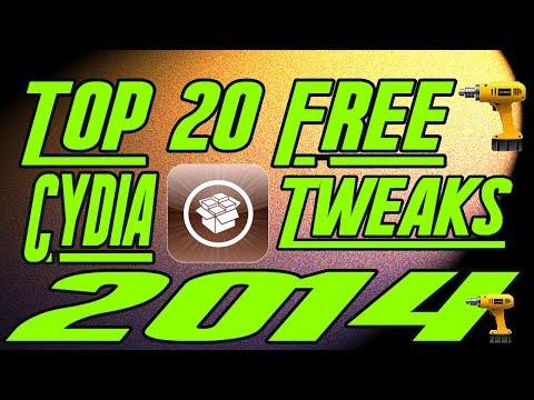 Best [Top 20 iOS 7.1.2 FREE] Cydia Tweaks Pangu April 2014 iPhone, iPad