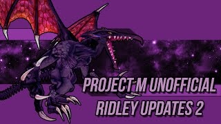 PMDT's animator SiLeNtDo0m back with more Unofficial PM Ridley animations.