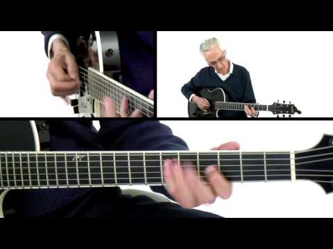 Pat Martino Guitar Lesson: Blues Approaches Performance - The Nature of Guitar