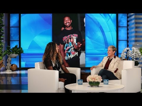 Ellen Plays Matchmaker for U.S. Open Champion Naomi Osaka and Michael B. Jordan