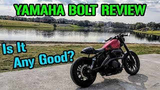 9. │Yamaha Bolt Review ◈ 1 Year ◈ My Thoughts│