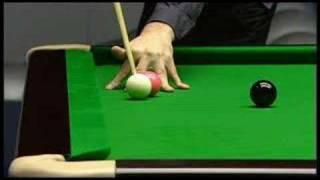 Amazing Snooker Shot - 2008 Masters, Maguire Vs. O'Sullivan