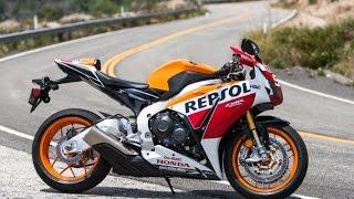 3. 2015 Honda CBR1000RR SP Repsol Edition