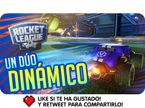 GONA Y LUH: EL DÚO DINÁMICO! | Rocket League