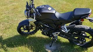 4. 2019 Honda CB300R walk around - Motoprimo Motorsports - Lakeville, MN