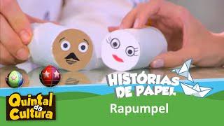 Histórias de Papel: Rapumpel