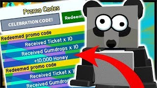 *NEW* CELEBRATION CODE = FREE TICKETS! | Roblox Bee Swarm Simulator