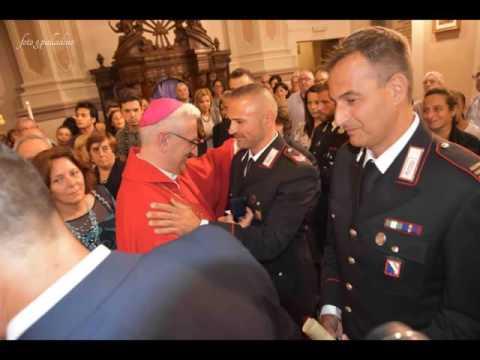 Vallo della Lucania: Riconsegnato l'oro di San Pantaleone. I ringraziamenti del Vescovo Ciro Miniero