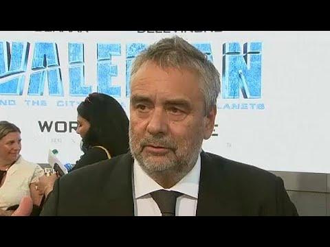 Γαλλία: Ηθοποιός κατηγορεί τον Λικ Μπεσόν για βιασμό