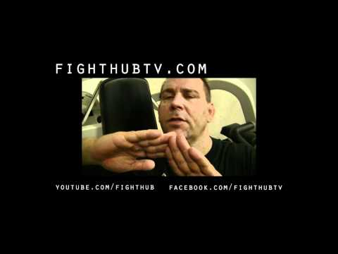 Brock Lesnars Coach talks Shane Carwin fight and Cain Velasquez