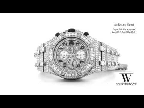Luxury Watches Rolex Audemars Patek Philippe Cartier Order Online     WatchGuyNYC_Karóra videók