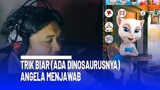 Video CARA MAIN TALKING ANGELA BIAR JAWAB DAN ADA DINOSAURUSNYA MP3, 3GP, MP4, WEBM, AVI, FLV Agustus 2018